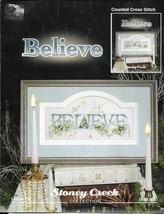 Stoney Creek Collection Leaflet 115 - Believe - $6.44