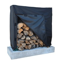 Dallas Manufacturing Co. 600D Log Rack Storage Cover - Model 4 - $62.90