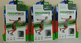 RUSSELL PERFORMANCE FreshForce Boys Medium (10/12) Boxer Briefs 2 Pk (Lo... - $17.82