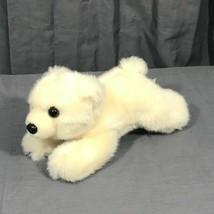 "Sea World Ivory Cream Polar Bear Stuffed Animal Plush Toy 8"" - $12.95"