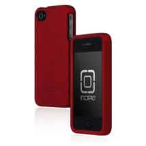 Incipio IPHONE 4/4S Borde Pro Carcasa Rígida Slider Funda - Rojo - $6.92