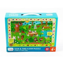 CHUCKLE & ROAR  Floor Puzzle  Spring Easter Brand new in the box - $24.75