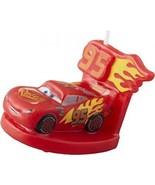 Wilton 2811-7110 3 Disney Pixar Cars 3 Birthday Candle, Assorted - $20.06