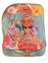 Mattel Pop-In Style Sunny Day Summer Blair Doll BRAND NEW - $9.49
