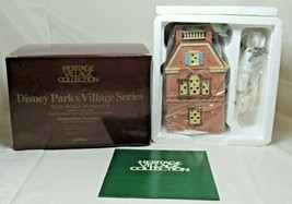 New Disney Parks Village Series Olde World Antiques II Liberty Square 53... - $29.99