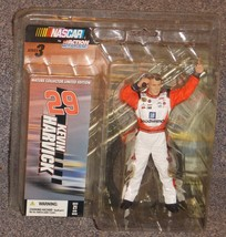 2004 McFarlane Toys NASCAR Kevin Harvick Action Figure New In The Package - $34.99
