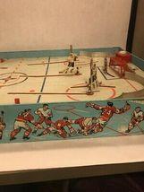 Vintage NHL Superior Action Hockey Table Game Toy Cohn Blackhawks Rangers image 4