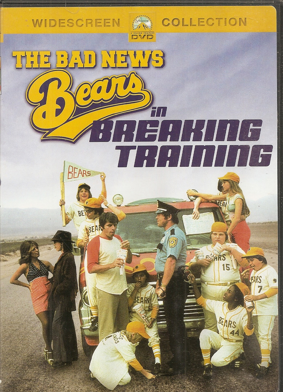 Primary image for DVD--Bad News Bears in Breaking Training