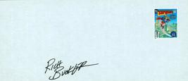 Rich Buckler SIGNED Supergirl USPS Comic Art Stamp on Envelope - $29.69