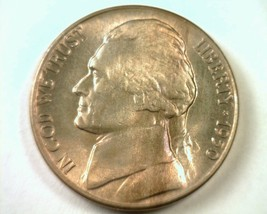 1950-D JEFFERSON NICKEL GEM / SUPERB UNCIRCULATED GEM /SUPERB NICE ORIGI... - $39.00