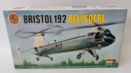 AIRFIX 1:72 Bristol 192 Belvedere' Helicopter Airplane Model Kit #03002,... - $25.00