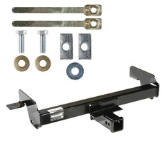 Front Mount Trailer Tow Hitch For 07-10 Chevy Silverado GMC Sierra 2500 ... - $132.70