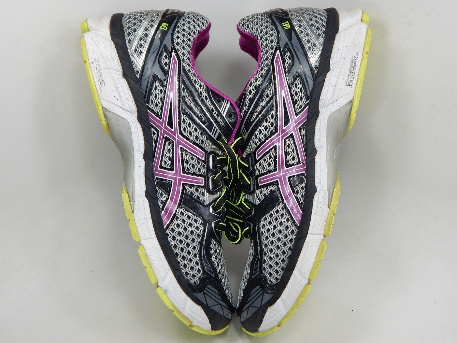 Asics GT 2000 v 2 Size: US 9 M (B) EU 40.5 Women's Running Shoes Silver T3P8N