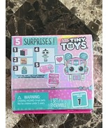 LOL Surprise Tiny Toys Blind Box #10 Surprises Mini Robot Doll Glamper S... - $8.90