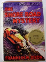 Hardy Boys no.6 The Shore Road Mystery 1st Print Applewood edition hcdj - $7.00