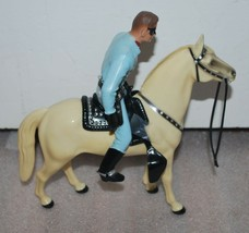Original Hartland Lone Ranger, walkng Silver - $140.24