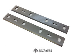 """6"""" Jointer Blades Knives for Shop Fox Bench Jointer model W1814 - Set of 2 - $14.99"""