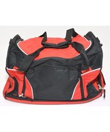 Two Tone 22 inch  Duffel Bag Bags Travel Sport Gym Carry On Luggage - $27.71