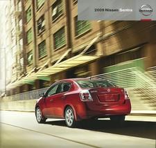 2009 Nissan SENTRA sales brochure catalog US 09 2.0 S SL SE-R Spec V - $7.00