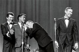 Dean Martin, Sammy Davis Jr., Frank Sinatra, and Johnny Carson  - $7.18