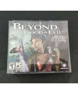Beyond Good & Evil PC Game (PC CD-ROM, 2003) Rated (T) for Teen 651123 U... - $14.01