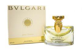 Bvlgari Pour Femme Perfume 1.7 Oz Eau De Parfum Spray image 4