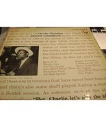 Charlie Christian with the Benny Goodman Sextet and Orchestra [Vinyl] Ch... - $8.92