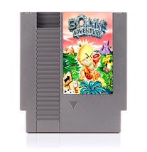 Bonk's Adventure 72 Pins NES 8 Bit Super Nintendo Game Card Console Cart... - $20.99
