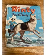 Rinty and Pals for Rusty - Dee Francis - $20.00