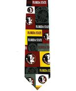 Florida State Seminoles Men's Licensed Necktie College University Red Ne... - $27.67