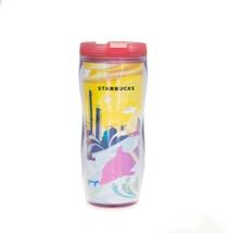 Starbucks South Korea Ulsan Pink Dolphin Global City Icon Acrylic Tumble... - $197.01