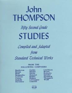 Thompson2ndgradestudies