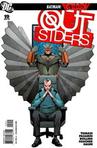 Outsiders, The (4th Series) #19 VG; DC   low grade comic - save on shipp... - $1.00