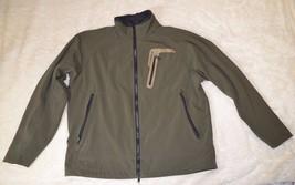 Columbia Titanium XL Jacket Mens Tech Olive Green Brown  - $37.13