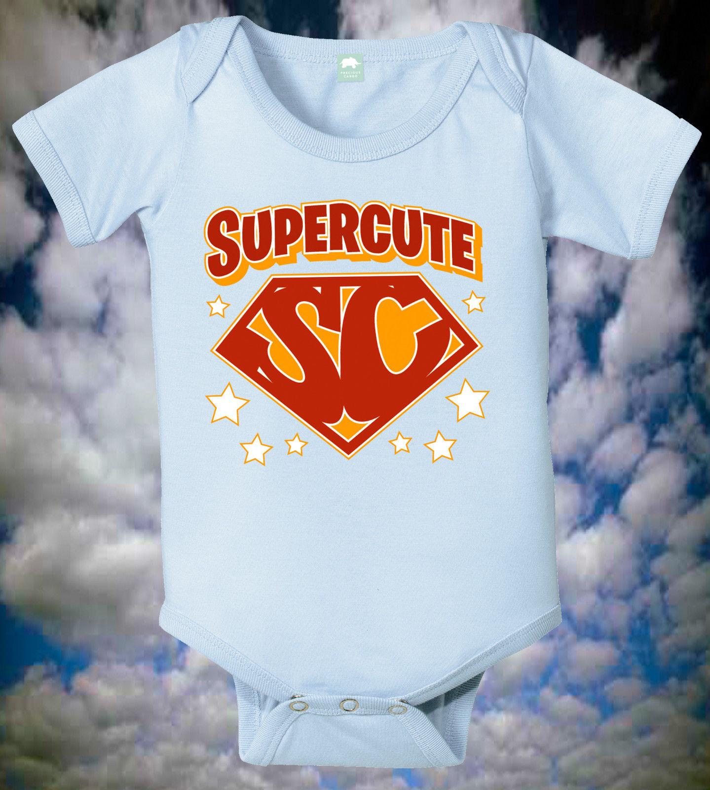 Super Cute Infant Shirt Superhero Baby Shirt and 50 similar items