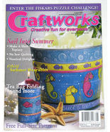 Craftworks Creative Fun for Everyone August 2000 - $5.50