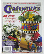 Craftworks Creative Fun for Everyone July 2001 - $5.50