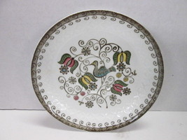 Staffordshire England Ridgway Potteries English Partridge saucer plate - $8.86