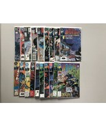 Lot of 19 Detective Comics (1937 1st Series) from #600-650 VF-NM Near Mint - $49.50