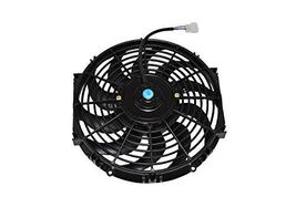 """A-Team Performance 170071 12"""" Radiator Electric Cooling Fan Car Transmission Coo image 2"""
