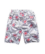 George Jimmy Summer Men Beach Shorts Boardshort Shorts Swim Trunks for T... - £14.06 GBP