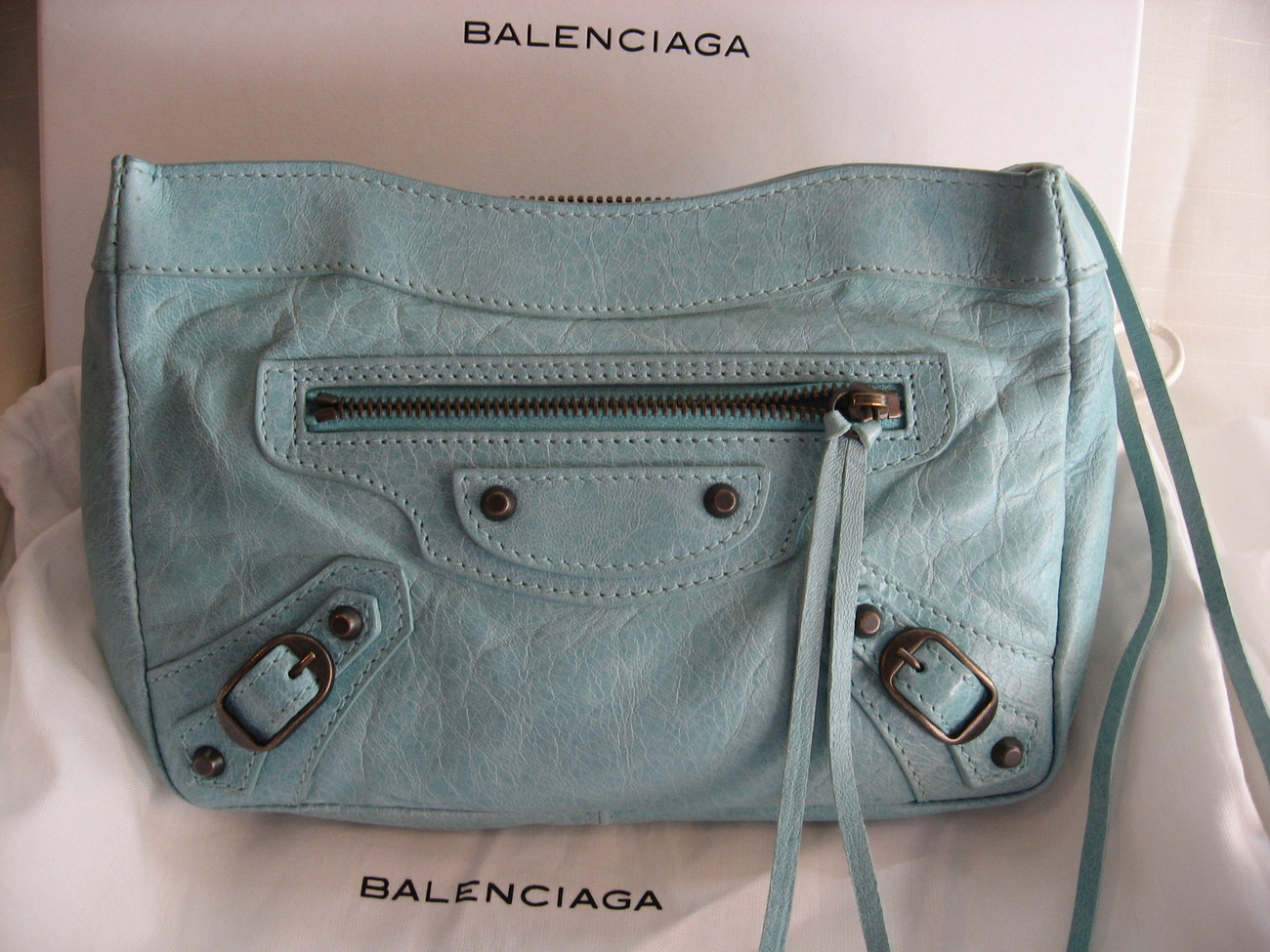 Primary image for Balenciaga - 2009 S/S Maldives Makeup Clutch Make Up