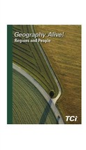 Geography Alive Regions and People (Middle School) [Hardcover] [Jan 01, 2011] Ha