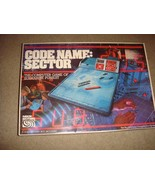 Vintage Code Name: Sector Parker Brothers 1977 Electronic Game - $30.99