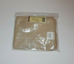Longaberger Letter Tray Basket Liner ONLY New Oatmeal 2867789 Beige - $11.83