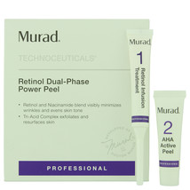 Murad Retinol Dual-Phase Power Peel 10 Ct  - $88.82