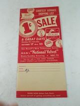 Rexall Promo Booklet Fall 1960 - $7.27