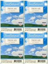 Scentsationals Fresh Air Scented Wax Cubes - 4-Pack - $16.10