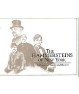 1986 The Hammersteins of New York OSCAR HAMMERSTEIN by Charles Mathes Th... - $19.99