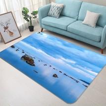 3D Rock Lake 29 Non Slip Rug Mat Room Mat Quality Elegant Photo Carpet U... - $106.68+